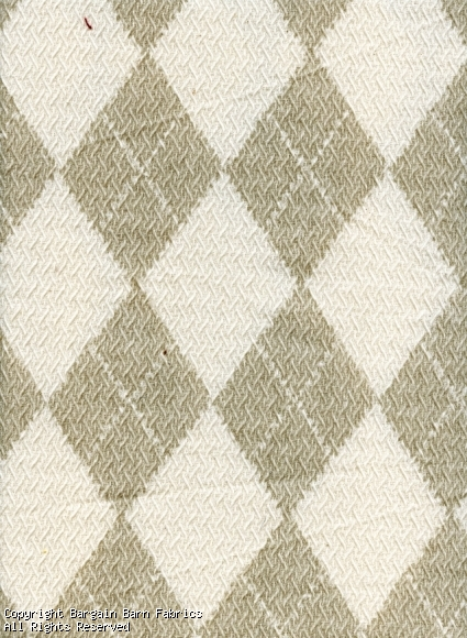 Neutral Argyle