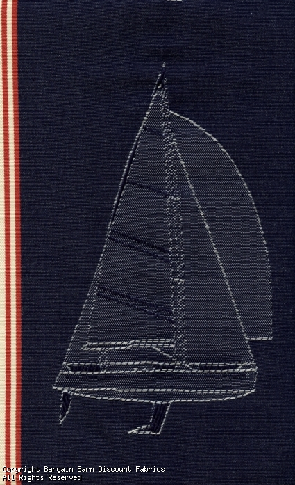 Sailboat Stripe