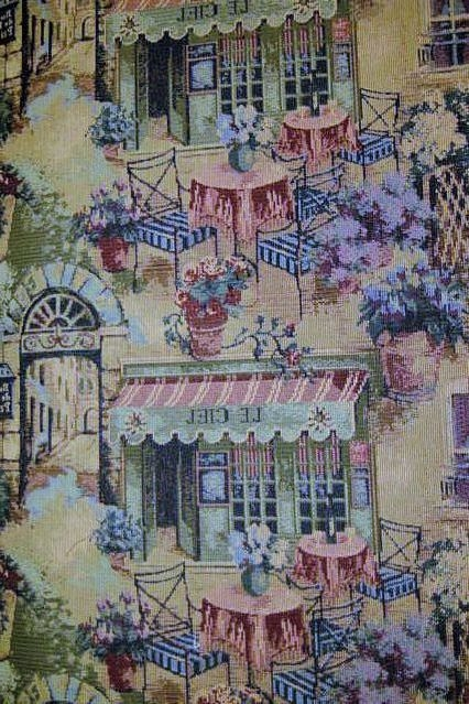 Cafe Tapestry