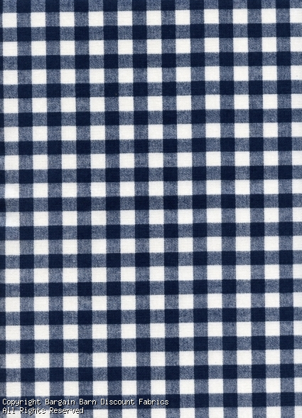 Country Navy Check
