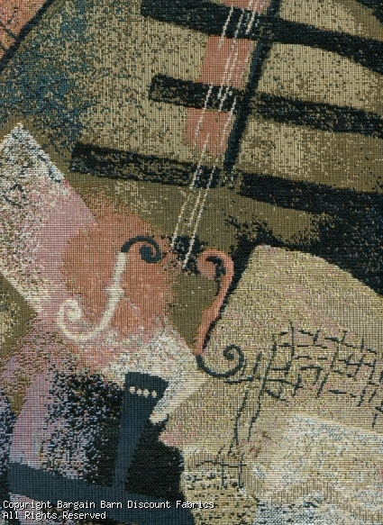 All That Jazz Tapestry