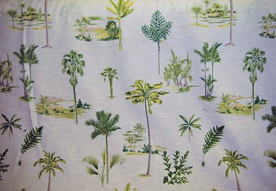 "Tropical Trees ""Malaya"" by Waverly"
