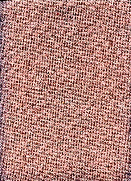 Heavy Duty Peach Tweed Upholstery