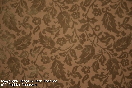 Superior cut Velvet Leaf Patter in Neutrals