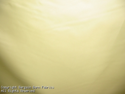 Solid Pastel Yellow Apparel Fabric-Liner