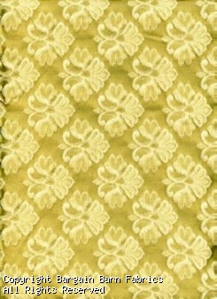 From Italy--Heavy Jacquard in Gold