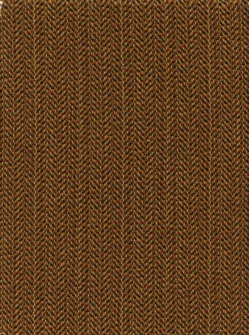 Woven Herringbone Design in Earth Tones