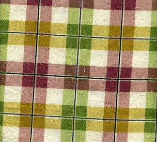 Red, Yellow and Green Plaid