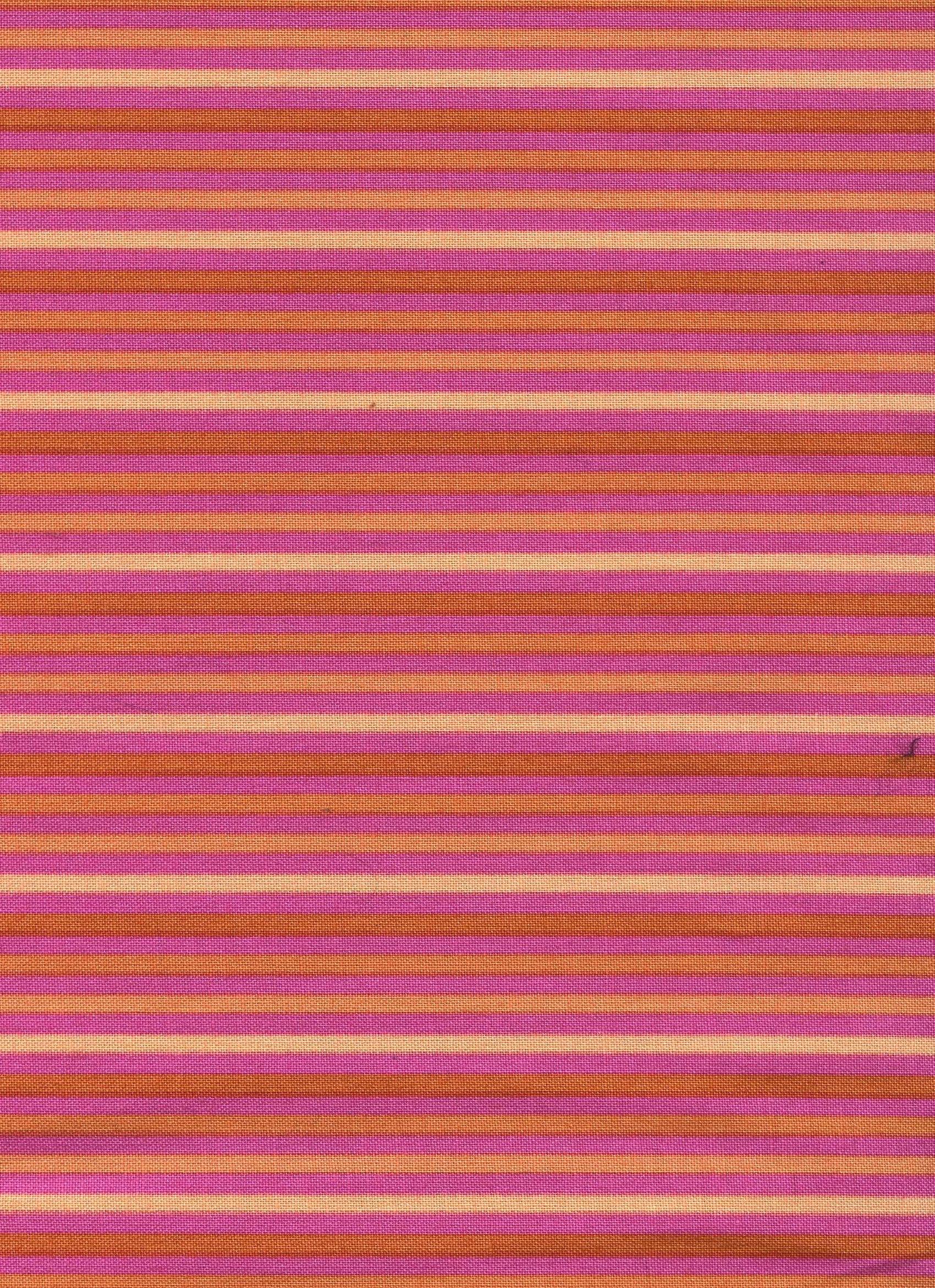 Pink and Orange Stripe