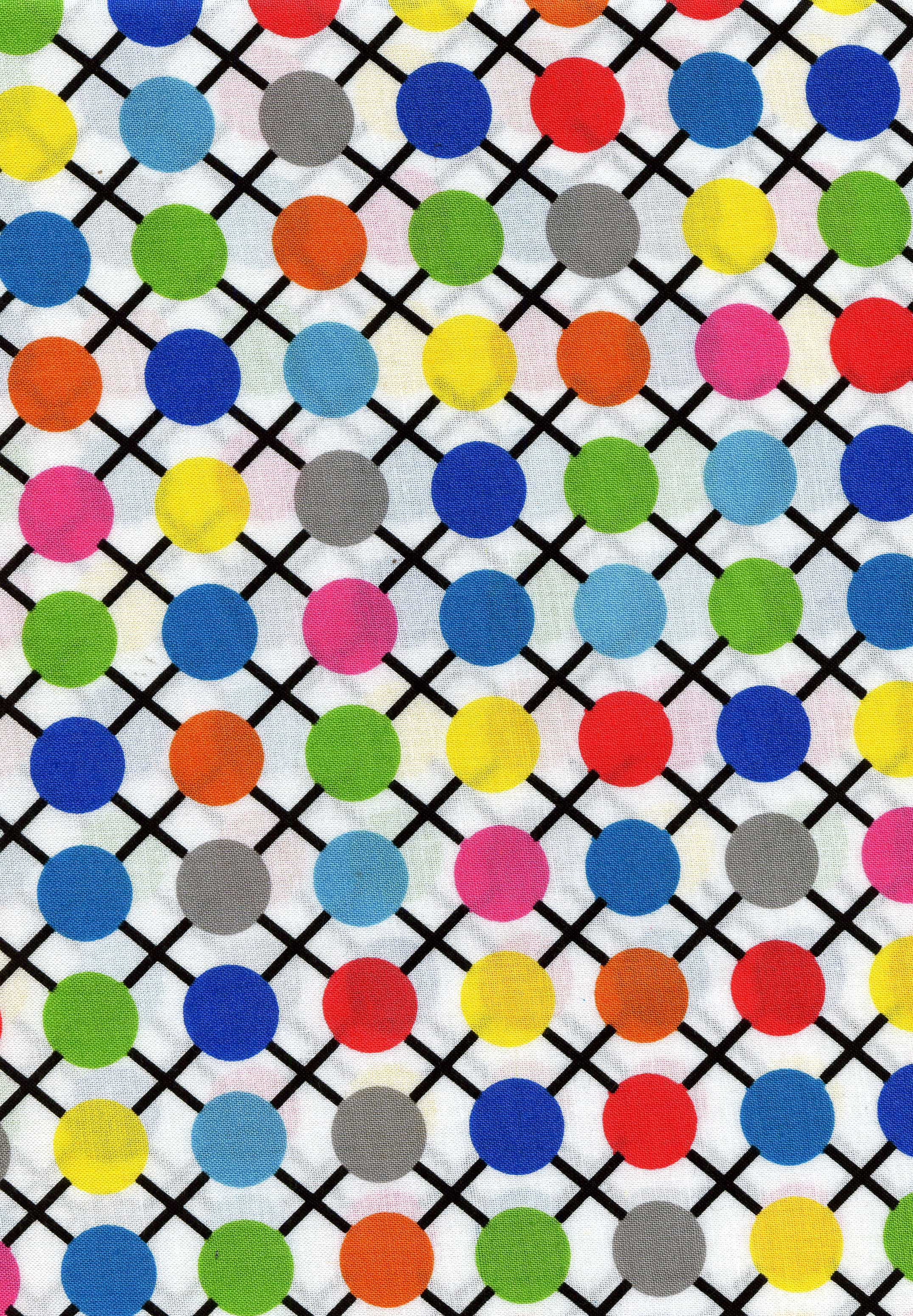 Multi-Colored Dots