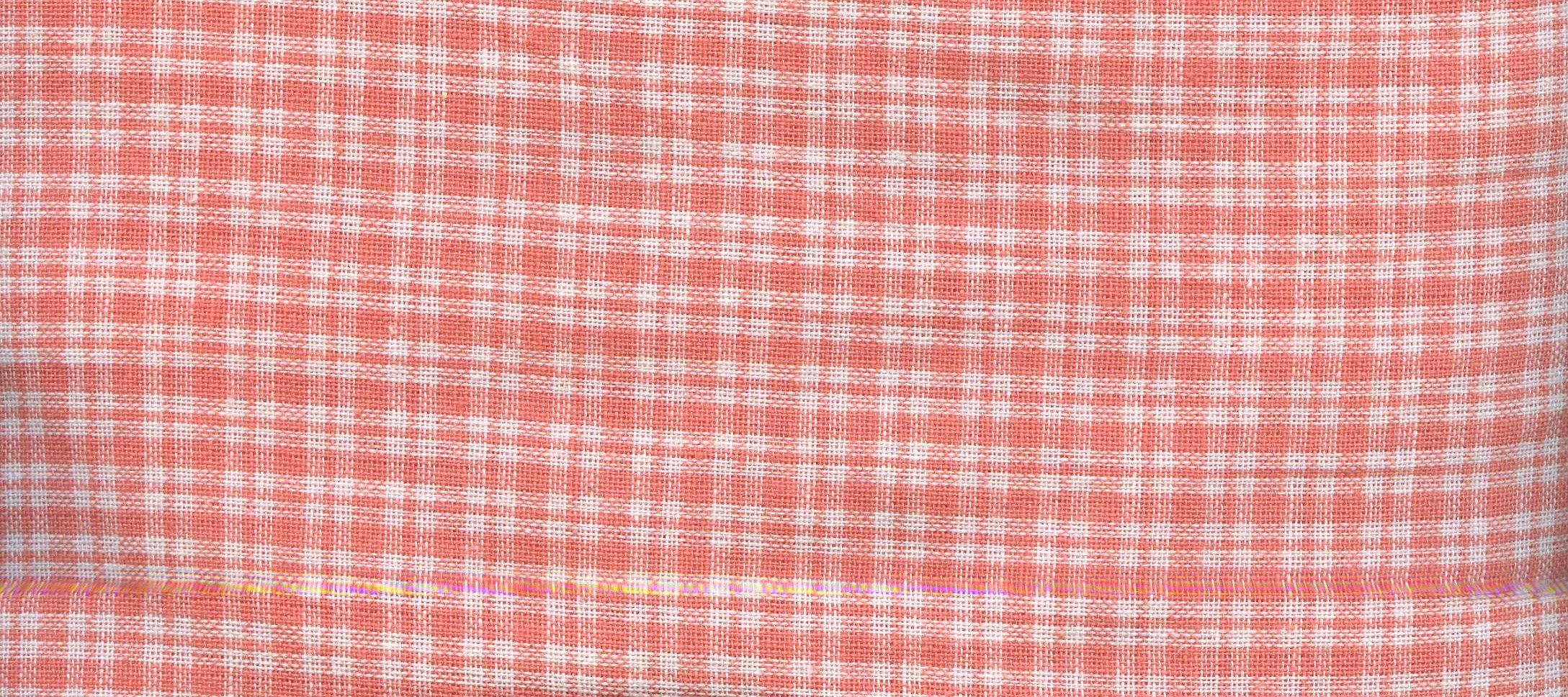 Small Pink Plaid