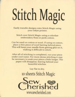 Stitch Magic by Sew Cherished
